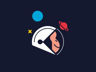 Majoo singe monkey astronaut cosmonaut space espace etoile singe de lespace space monkey bubble combinaison