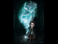 Harry Potter art | Character Design | iPad Pro + Wacom