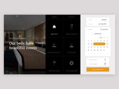 Hotelsite concept