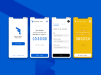Work-alone app concept