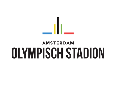 Logo Olympisch Stadion identity branding and identity branding concept branding olympic graphic design design logo design logodesign logo