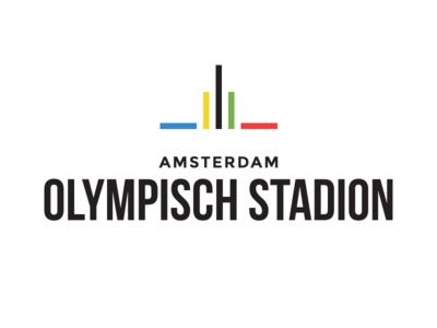 Logo Olympisch Stadion