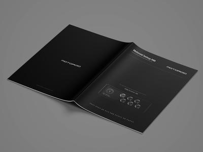 premium brochure
