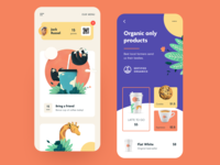 Lazy Daisy Coffeeshop App