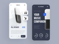 Reco Gadget Store Mobile