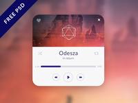 Neat UI Kit — Free PSD