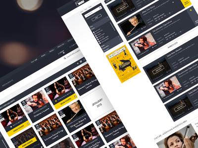 Events Website Teaser