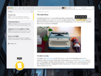 Notes app redesign hd