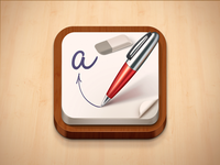 Remarks iOS icon