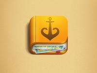 Odessa App iOS icon