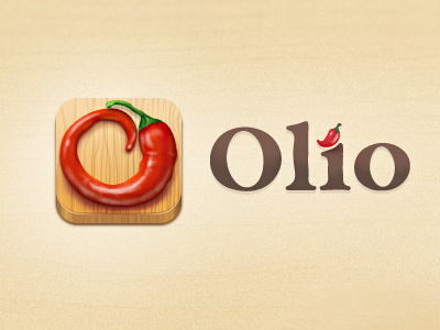 Olio pizza ios icon