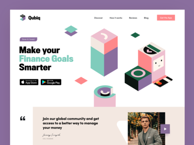 Qubiq Investment Platform