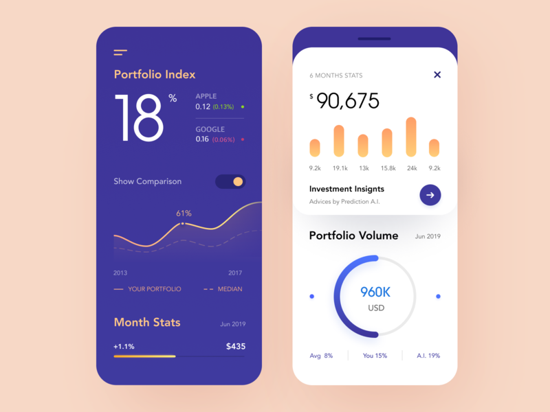Smart Investment Manager App