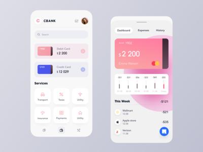 Cbank Mobile App