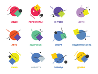 Supplementary Illustration Style Colors