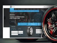 Tires Catalog UI
