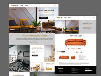Modern Seating Website