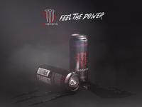 Feel the Power   Red Bull & Monster Energy Drink
