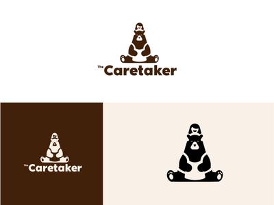 The Caretaker logodesigner logomark graphicdesign brand logodesignersclub logodesigns branding graphic  design design logo