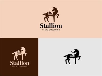 Stallion Logo logodesign logomark graphicdesign brand logodesignersclub logodesigns branding graphic  design design logo