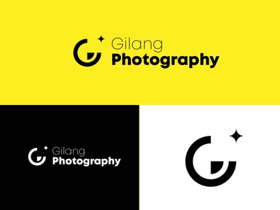 Gilang Photography logodesign logomark brand logodesignersclub logodesigns illustration branding graphic  design design logo