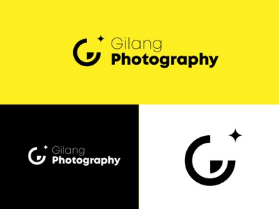 Gilang Photography logodesign logomark brand logodesignersclub logodesigns illustration branding graphic  design design logo