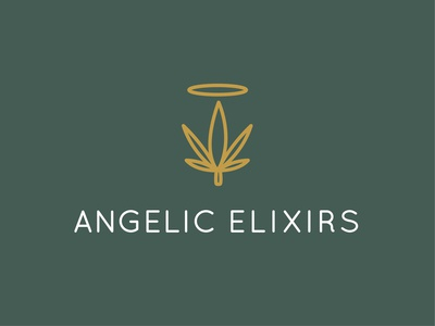 Logo for Angelic Elixirs