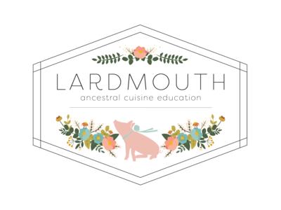 Logo for Lardmouth Ancestral Cuisine Education