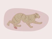 Lil Pink Tiger