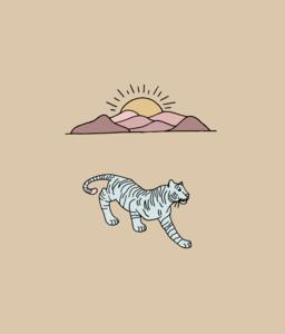 Tiger & Mountains