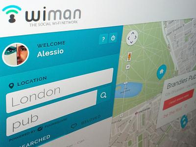 Wiman wishlist google map map wishlist