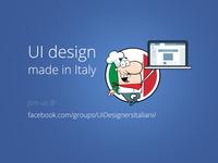 Italian Ui Designers