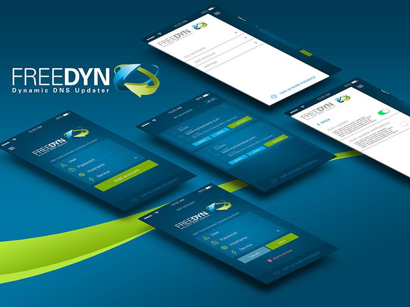 Freedyn iphone