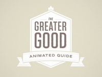 Animated Guide Crest