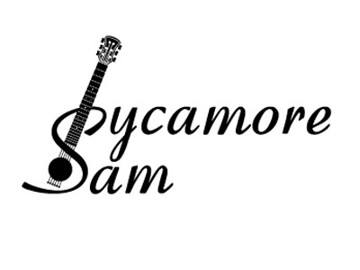 logo for musician and guitarist