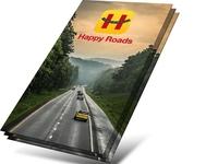 Happy Roads Mobile App Design1
