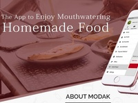 Modak Iphone App Development Banner Design
