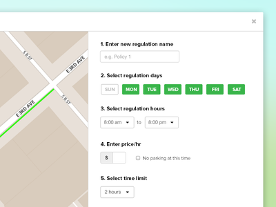 Form Overlay  form map overlay selection bootstrap