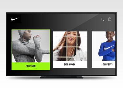 Nike Apple TV Concept