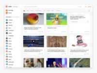 Reddit Web Redesign