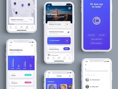 Healthcare App app health care medical