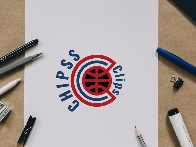 Clips Chipss Logo design logos newlogo logodesign newlogodesign logotype logo design logo