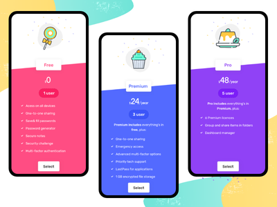 Subscription Plan customer business colorful plan subscription subscription plan