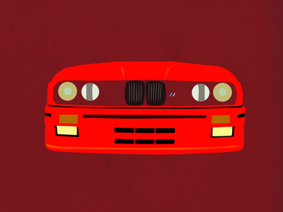 E30 M3 bmw cars e30 m3 illustration