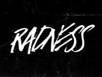 Radness