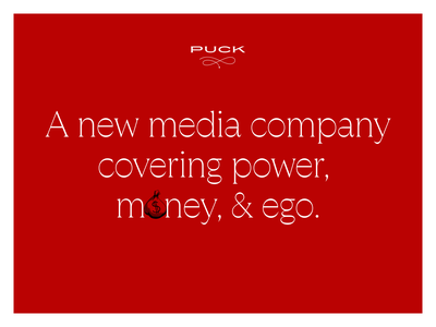 Website: puck.news typography website homepage ui ux media company responsive website web design
