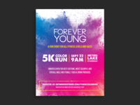 2018 Forever Young Poster