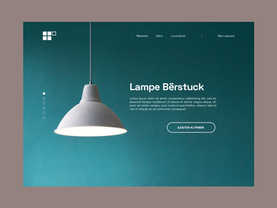 Daily UI Challenge #003 - Landing page daily 003 landing page ui daily003 dailyuichallenge