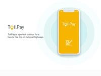 iOS Toll pay