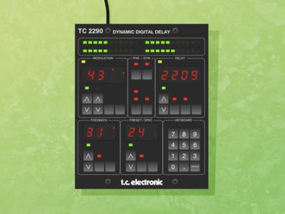 TC 2290-DT Delay Interface